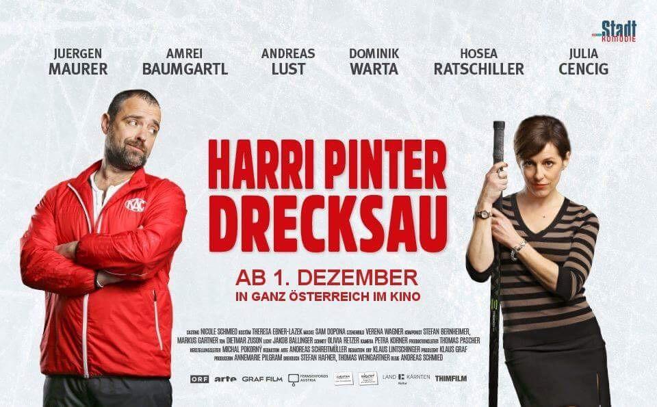 Harry Pinter Drecksau